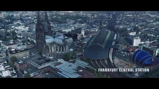 Frankfurt Hbf - Filmfehler