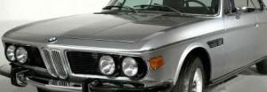 BMW 3.0 CSi von München nach Marseille