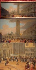 versteckte Details in alten Bildern