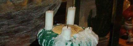 Bukkake Weihnachtsdekoration für 2010