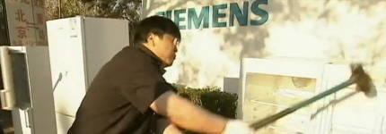 Siemens China Kühlschrank Marketing Fail